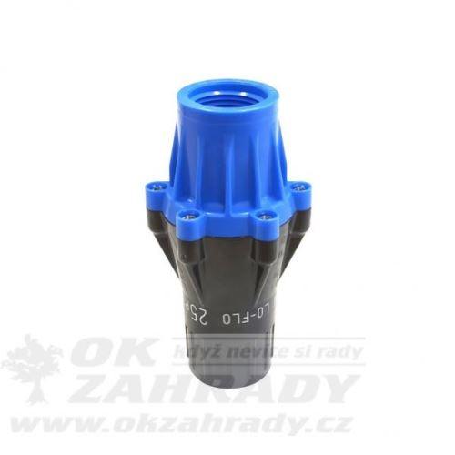 """LO-FLO profesionální plastový redukční ventil in-line 1,7 bar, 2x vnitřní závit 3/4"""""""