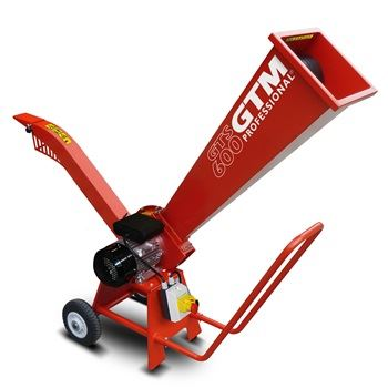 GTS 600 E -  drtič dřeva s elektrickým motorem