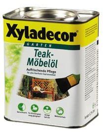 XD Teak Oil bezbarvý 0,75l