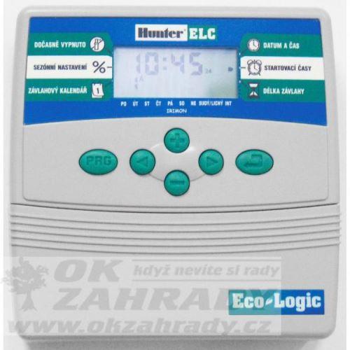 ovládací jednotka ELC-401i (bez trafa)