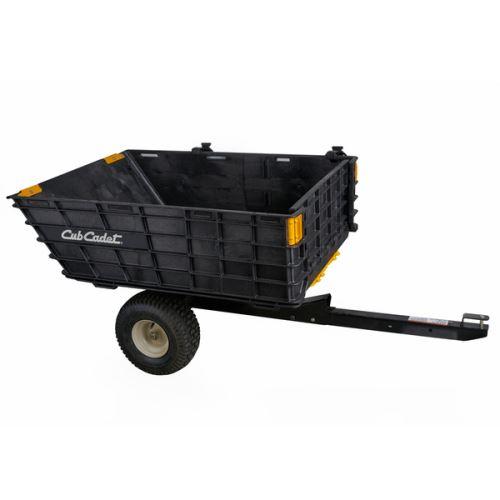 Přívěsný sklápěcí vozík Cub Cadet za zahradní traktor