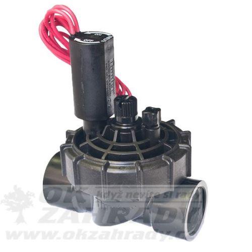 """Elektromagnetický ventil 1"""", s cívkou 24 V ac, regulace průtoku (vnitř.závit) - PGV101JT"""