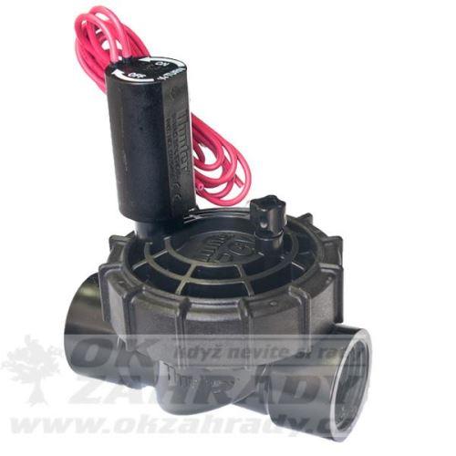 """Elektromagnetický sekční ventil PGV-JAR TOP 1"""" (vnitřní závit), s cívkou 24V AC"""