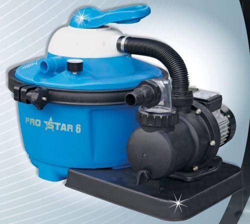 Písková filtrace ProStar 6 - 6,6 m3/h