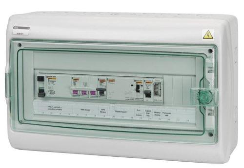 Automatické ovládání pro filtraci/topení/světlo-F3E12S