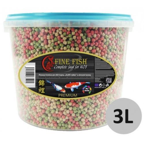 KOI Color Balls Mix 3l vědro