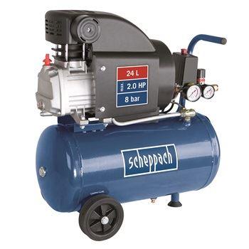 HC 25 - olejový kompresor 24 l