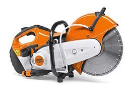 STIHL rozbrušovač TS 420 o výkonu 3,2 kW