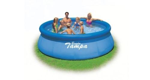 TAMPA bazén kruh 3,66x0,91m bez filtrace a příslušenství