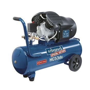 HC 53 dc - dvoupístový olejový kompresor 50 l