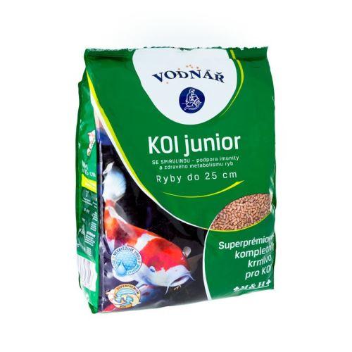 VODNÁŘ - KOI junior 0,5kg