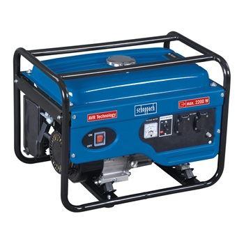 SG 2600 - Rámová elektrocentrála 2 200W s regulací AVR