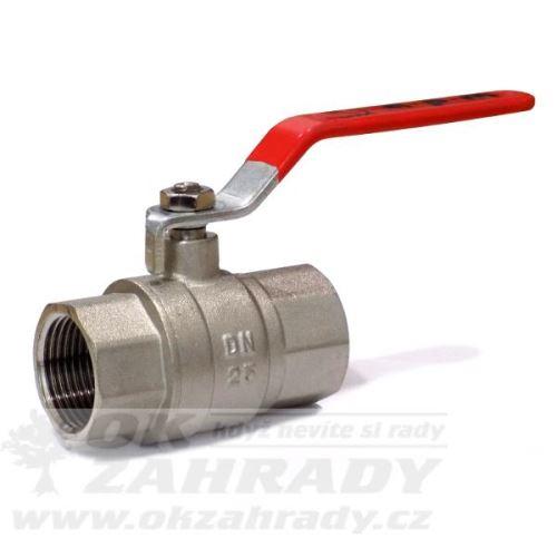 8025 Kulový ventil s pákou