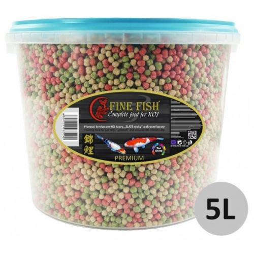 KOI Color Balls Mix 5l vědro
