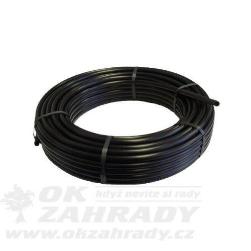 Spojovací černé potrubí (16x 1,1 mm) bez kapkovačů  D/16