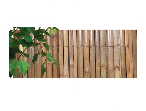 Rohož - bambus štípaný 2,0 x 5m