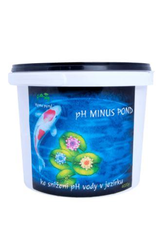 pH Minus Pond 4000g