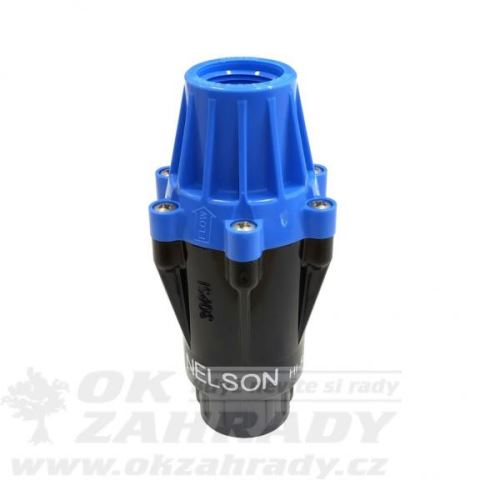 """HI-FLO profesionální plastový redukční ventil in-line 1,7 bar, 2x vnitřní závit 3/4"""""""