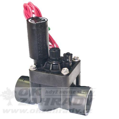 Hunter Elektromagnetický ventil 1'' PGV 101 MM s regulací průtoku