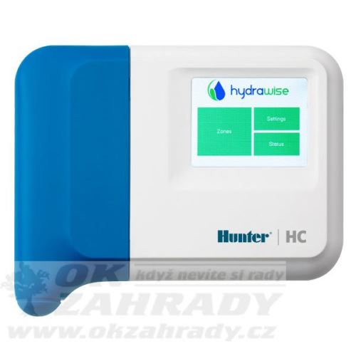 ovládací jednotka HC601i-E, WIFI (bez trafa)