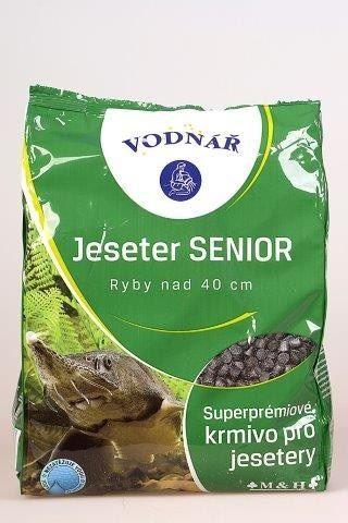 VODNÁŘ - JESETER senior 0,5kg