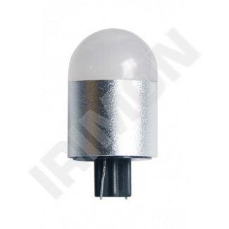 Power LED T15 12V/ 2W bílá