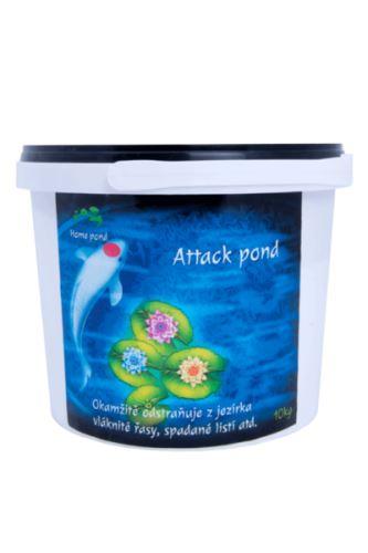 Attack Pond 10kg přípravek proti vláknité řase