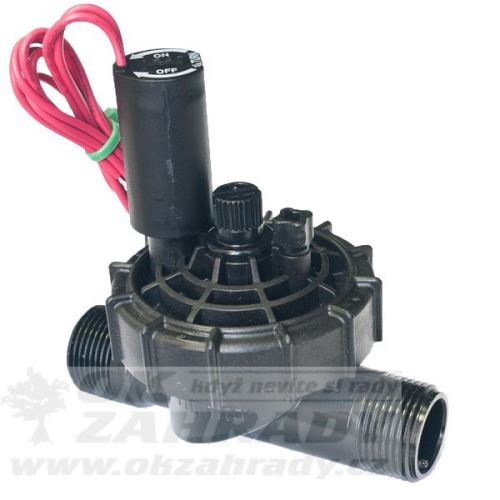 Hunter Elektromagnetický ventil 1'' s regulací průtoku