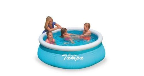 TAMPA bazén kruh 1,83x0,51m bez filtrace a příslušenství