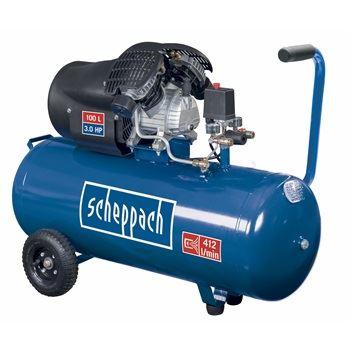 HC 100 dc - olejový kompresor 100 l